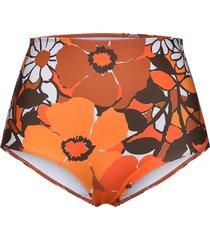 marina bottoms bikinitrosa orange faithfull the brand