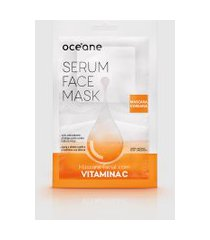 amaro feminino oceane máscara facial - serum face mask, vitamina c