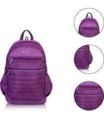 mochila violeta xtrem spark