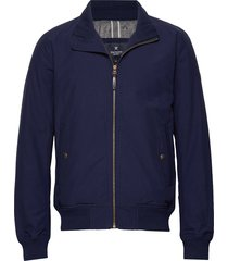 nautical blouson bomberjack jack blauw hackett london