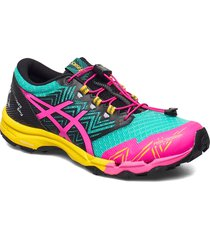 gel-fujitrabuco sky shoes sport shoes running shoes rosa asics