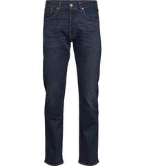 501 levisoriginal block crushe jeans blå levi´s men