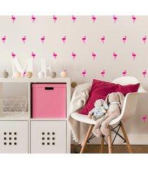 adesivo de parede decohouse rosa