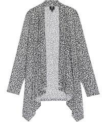 plus size women's bobeau open front cardigan
