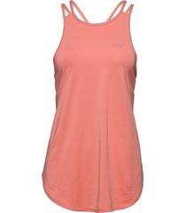 breezy singlet t-shirts & tops sleeveless rosa röhnisch