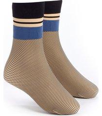 women's falke 5032 walnut crew socks