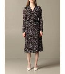 michael michael kors dress michael michael kors floral patterned dress