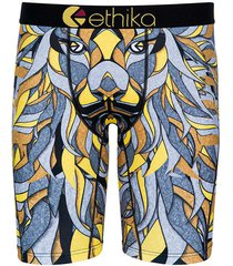 ethika the staple fit mane street lion men underwear no rise boxer shorts briefs