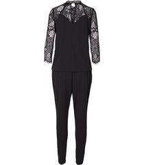 tonic lace jumpsuit