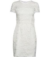 variety dress kort klänning vit ida sjöstedt