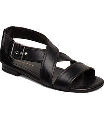 sorbil shoes summer shoes flat sandals svart tiger of sweden