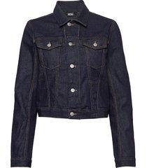 de-limmy jacket jeansjacka denimjacka blå diesel women