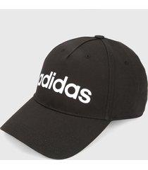 gorra negro-blanco adidas performance