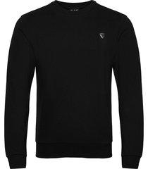 polo sweat-shirt tröja svart ea7