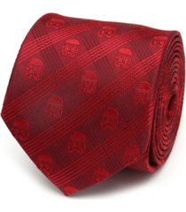 star wars stormtrooper plaid men's tie