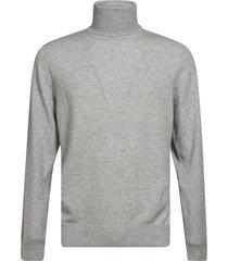 eddy monetti turtleneck plain sweater