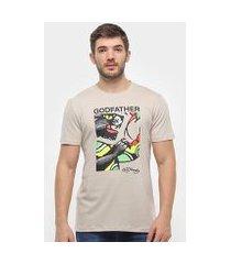 camiseta ed hardy panther & snake masculina