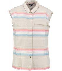 tommy hilfiger blouse top katoen linnen