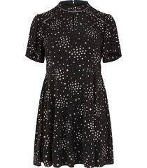 curve jurk met sterren
