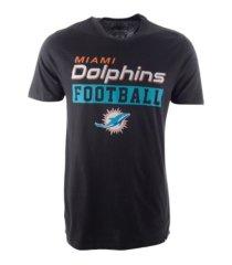 '47 brand miami dolphins men's backdraft super rival t-shirt
