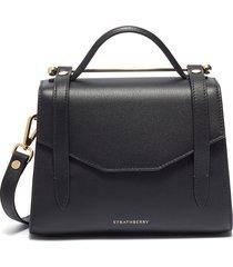 'allegro mini' leather satchel