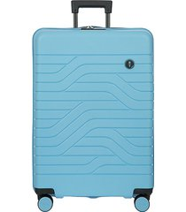 "by ulisse 28"" expandable spinner suitcase"