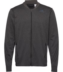 primeknit3s jkt sweat-shirt tröja grå adidas performance
