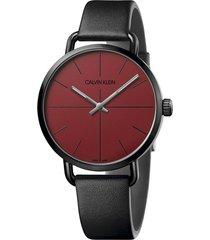 reloj calvin klein hombre k7b214cp