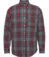 levon shirt 5913 overhemd casual multi/patroon nn07