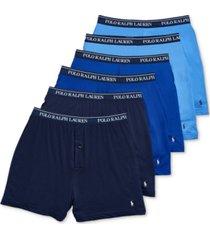 polo ralph lauren men's p5 +1 knit boxers