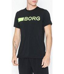 björn borg astor tee tränings t-shirts black