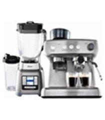 kit liquidificador active sense e cafeteira espresso oster -127v