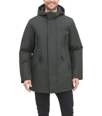 dkny men's full-length hooded parka, created for macy's