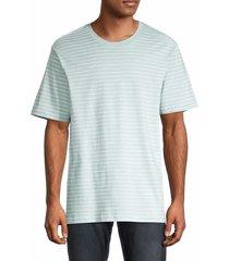 alternative men's the outsider t-shirt - capri blue - size xxl