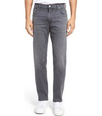 men's citizens of humanity core slim straight leg jeans, size 36 - blue