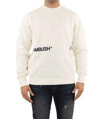 ambush crewneck inserts sweatshirt of