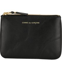 comme des garcons wallet xsmall pouch