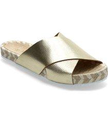 abbi shoes summer shoes flat sandals silver re:designed est 2003