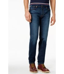 tommy hilfiger denim men's slim-fit stretch jeans, created for macy's