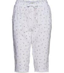 nightpants pyjamasbyxor mjukisbyxor blå esprit bodywear women