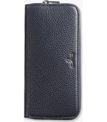 larusmiani wallet black swan
