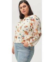 blus msinas l/s blouse