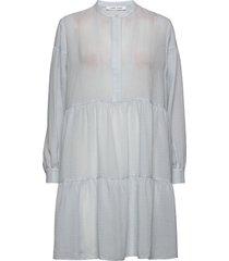 margo shirt dress 12697 kort klänning blå samsøe samsøe