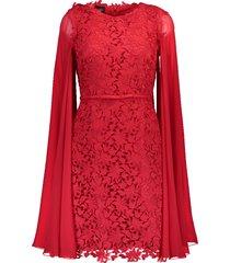 abito mantella dress