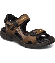 offroad shoes summer shoes sandals svart ecco
