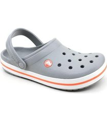 clog crocs crocband feminino