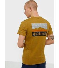 columbia m rapid ridge back graphic t-shirts & linnen banana