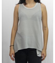 coin 1804 womens cotton mesh swing tank