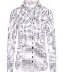 overhemd colinda wit