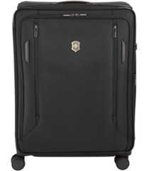 """victorinox swiss army vx avenue 31"""" extra-large softside spinner suitcase"""